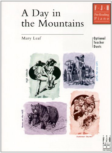 Read Online A Day in the Mountains PDF