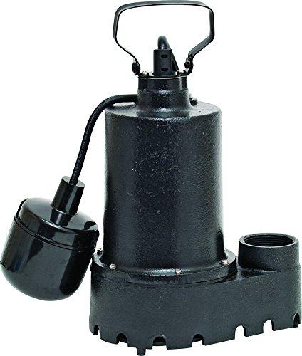 3 hp cast iron sump
