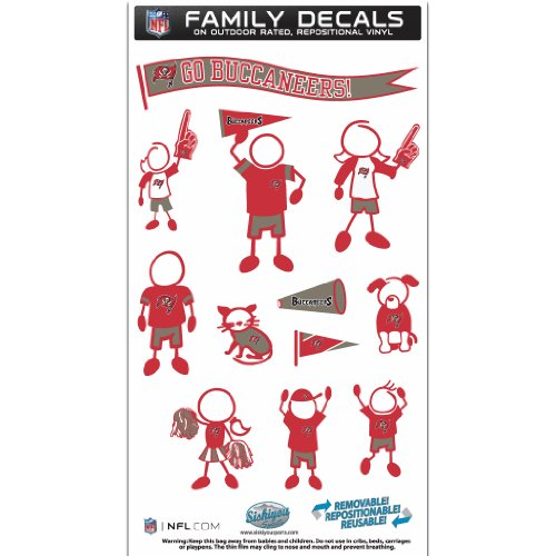 Buccaneers Family Decal - 5