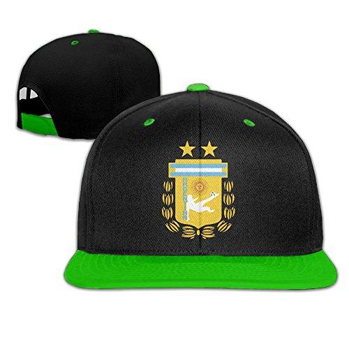 Cool Argentina Soccer Team 2016 Adjustable Hip-hop Baseball Cap - Rock Bowling Nc