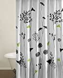 Perry Ellis American Lily Shower Curtain