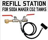 High-pressure CO2 Fill Station For Filling Soda MAKER Tank