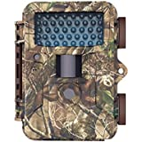 FirstCam Ranger Mini Trail Camera, 12MP HD Wildlife Scouting & Game Camera with Invisible Flash Night Vision