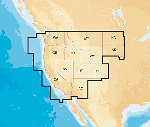 (Navionics Plus Regions West Marine and Lake Charts on SD/MSD)
