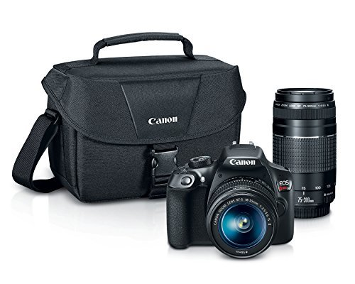 Canon Digital SLR Camera Kit [EO...
