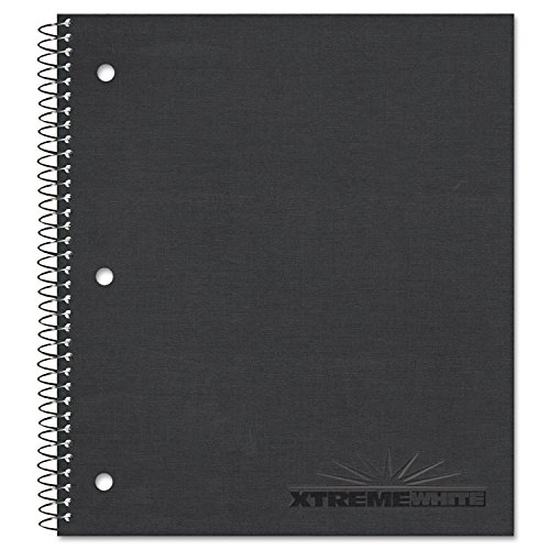 NATIONAL Rediform Pressboard Cover Notebook, College Ruled, Color May Vary, 120 Sheets (Rediform College Rule Composition Book)
