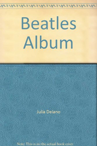 Beatles Album - Delano Leather