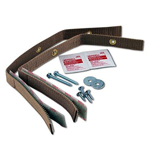 (Quakehold! 4161 Furniture Strap Kit, Oak)