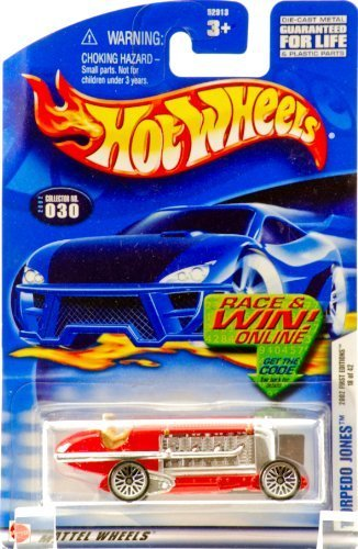 Selection Torpedo - Hot Wheels 2002-030 Torpedo Jones 18 of 42 First Edition 1:64 Scale by Hot Wheels