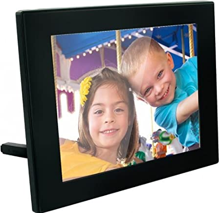 Telefunken DPF Marco digital LCD de negro importado