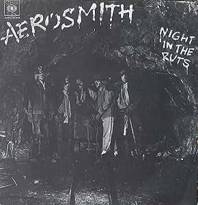 Aerosmith Night In The Ruts 1979 Colombian Vinyl Lp 14