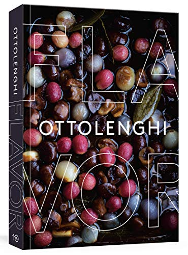 Book Cover: Ottolenghi Flavor: A Cookbook