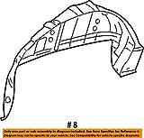 Volkswagen Quarter Panel-Rear Fender Wheelhouse