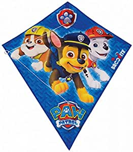 Brookite Paw Patrol Diamond Kite - Chase, Rubble and Marshall (Dispatched From UK)