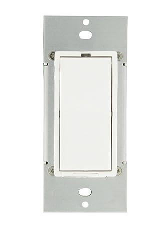 leviton a watt hlc upb dimmer switch white wall leviton 35a00 1 600 watt hlc upb dimmer switch white