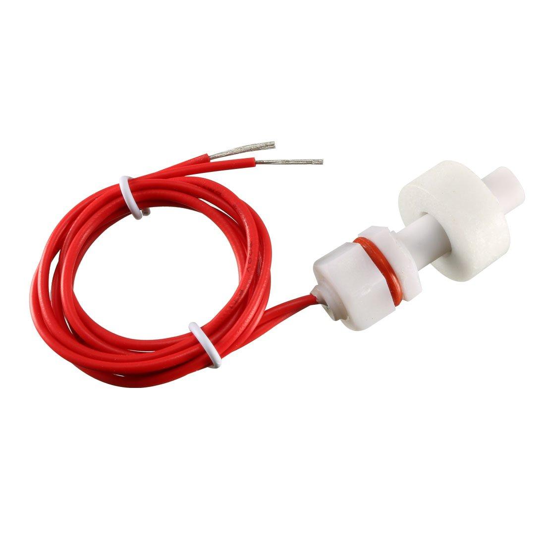 2 Piezas Mini Agua Líquido Sensor De Nivel Vertical Interruptor De Flotador 36mm ZP2508: Amazon.es: Bricolaje y herramientas
