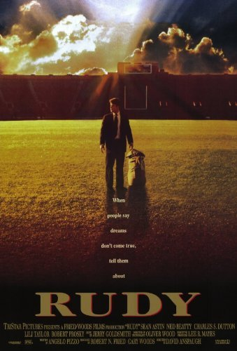 Rudy POSTER Movie