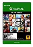 Grand Theft Auto V Xbox One Digital Code (Small Image)