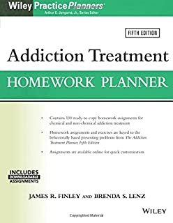Amazon the addiction treatment planner includes dsm 5 updates addiction treatment homework planner practiceplanners fandeluxe Image collections