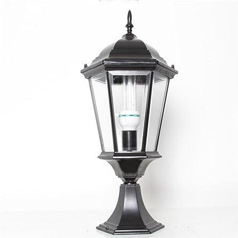 outdoor pillar lights rustic wwj europeanstyle outdoor pillar lights villa lighting waterproof wall garden lawn