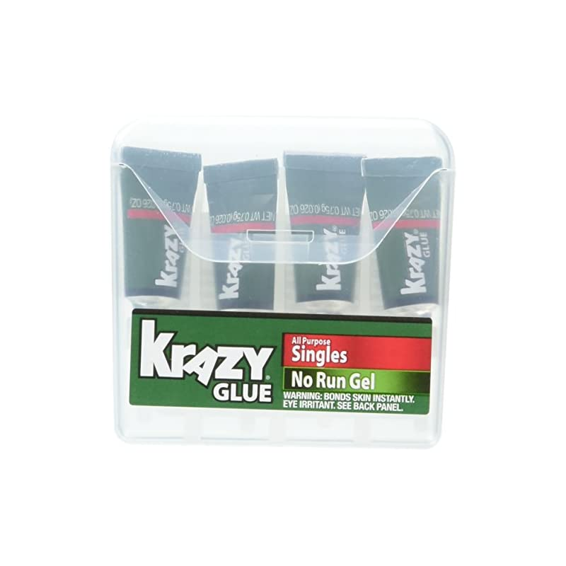 ELMERS Instant Krazy Glue All-Purpose Ge