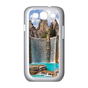 Custom unique natural wonders cell phone case Unique Celestial body for Samsung Galaxy S3 I9300 Case Cover XRF027443