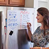 Magnetic Dry Erase Whiteboard Sheet for Fridge