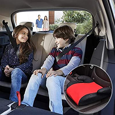 Widewing Anti Slip Seat Baby Child Safety Car Cushion Booster Seat Armchair (Red)