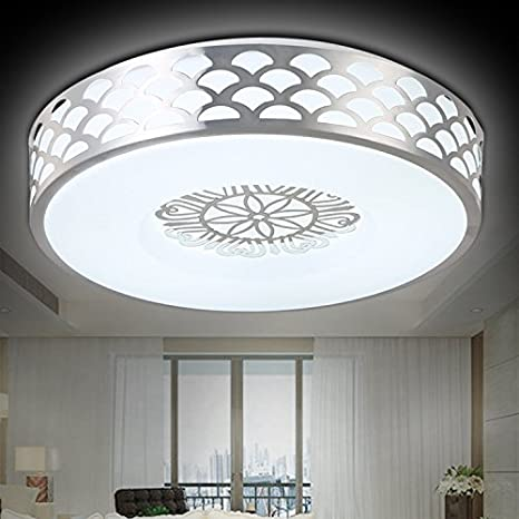 Lilamins Luz de techo moderno y minimalista minimalista moderno ...