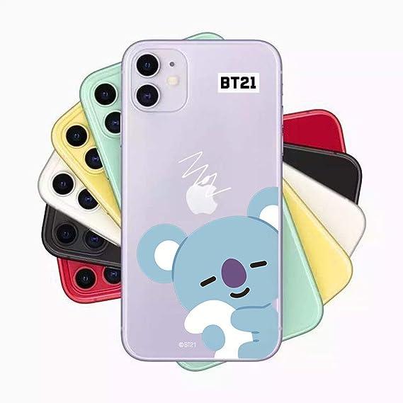 BTS Bangtan Boys Logotext 2 iphone case