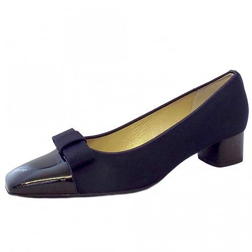 Womens Birthe Closed Toe Heels, Black, 8 UK Peter Kaiser
