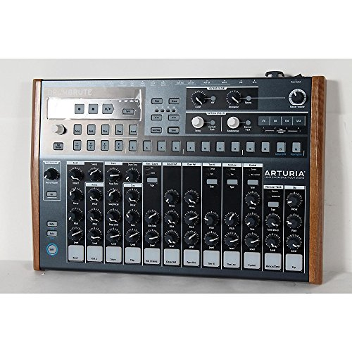 Arturia DrumBrute Analog Drum Machine Level 2 190839043450 by Arturia