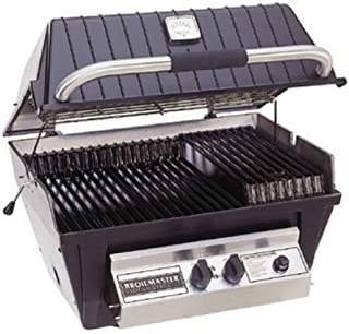 product image for Broilmaster P4X Grill Head, Premium Black Natural Gas