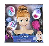 Disney Frozen Anna, 16637FR Styling Head Doll Styling Head