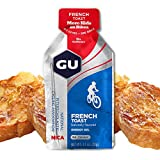 Gu Energy Labs Original Sports Nutrition Energy Gel, French Toast, 24-Count Review