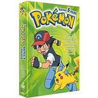 coffret 5 DVD Pokémon, volumes de 8 à 12