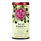 The Republic of Tea, Acai Green Tea, 50-Count