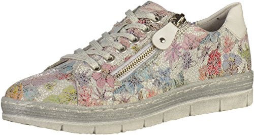 Bianco D5800 Basses Sneakers multi Ice Multicolore 93 Femme Remonte 0pAqdwA
