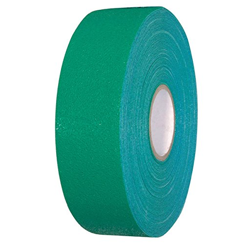 Armadillo Green Heavy Duty Safety Aisle Corridor Tape for Work and Parking 3-Inch x 108 Foot Roll by Armadillo (Image #1)