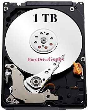 """Amazon.com: 1TB 2.5"""" Hard Drive for Dell Inspiron-1546, 1564, 1570, 15R,  15R (5220), 15R (7520), 15R (N5010), 15R (N5110), 15z, 15z (1570) Laptops:  Computers & Accessories"""