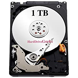 "1tb 2.5"" Hard Drive For Apple Macbook (13-inch, Aluminum, Late 2008) (13-inch, Early 2009) (13-inch, Mid 2009) (13-inch, Late 2009) (13-inch, Mid 2010)"