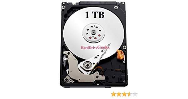 320GB 2.5 Hard Drive for HP//Compaq G Notebook PC G7000 G7001TU G7002TU G7010EM G7010EW G7015EM G7018EP G7020EC G7020EF G7020EJ