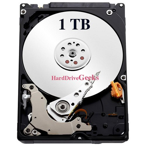 1260se Notebook - 1TB 7200rpm 2.5