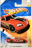 2010 - Mattel - Hot Wheels - 2011 HW Premiere Series - Circle Trucker - Hard to find Red Paint - #33 Jun Imai - 46 of 50 - MOC - Collector 46 / 244 - 1:64 Scale - Die Cast - Out of Production - Collectible