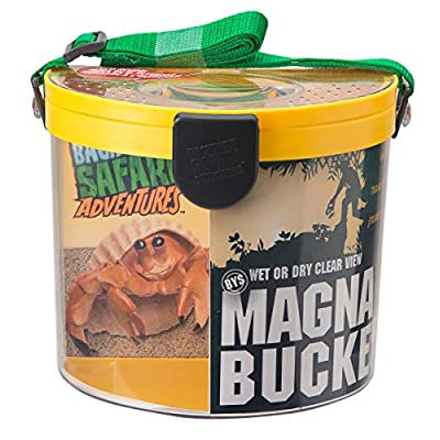 Backyard Safari Magna Bucket: Toys & Games [5Bkhe0301762]