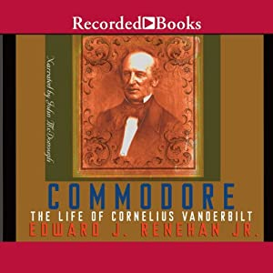 Commodore Audiobook