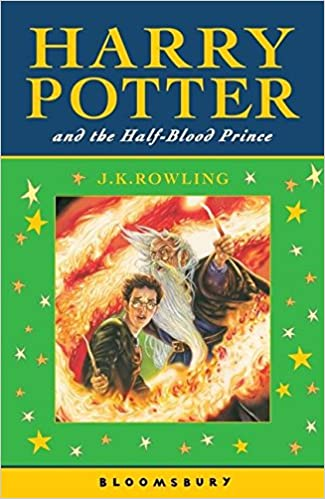 NEW Book #6 UKRAINIAN lang HARRY POTTER The Half-Blood Prince 1st edition !