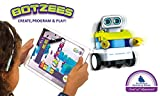 PAI TECHNOLOGY Augmented Reality Robotic Building and Coding Kit, Botzees
