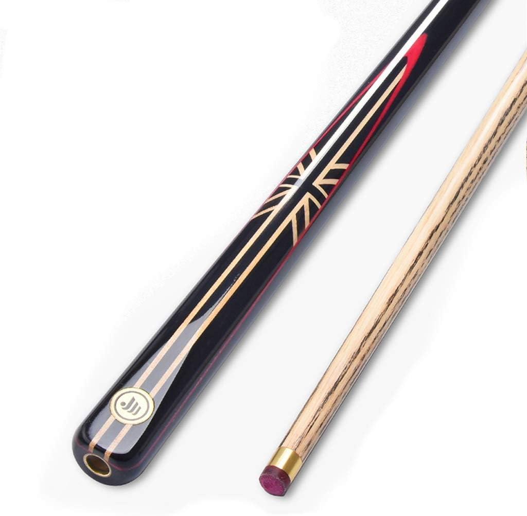 WXS Taco de Billar, Ceniza 3/4 Conjunto Hecho a Mano 145 cm Snooker Bliiard Rod Cue Estuche y extensión para telescopio de 10 mm Punta (Color : #1): Amazon.es: Deportes y aire libre
