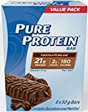 Pure Protein Chocolate Deluxe Value Pack, 6-Count